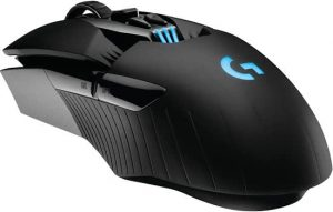 Logitech G900 Beste Draadloze gaming muis die er nu op dit moment is