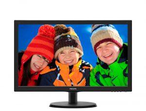 Goedkoopste computer monitoren - Philips 223V5LSB2 - Full HD Monitor