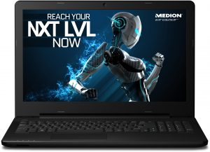 goedkope gaming laptops - MEDION Erazer P6661