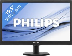 Goedkoopste computer monitoren - Philips 203V5LSB26