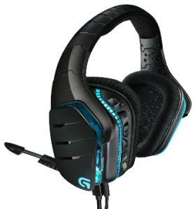 Beste wireless headset - Logitech g933