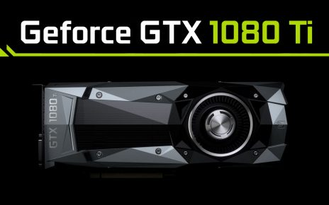 De beste videokaart 2017 de Nvidia GTX 1080 TI