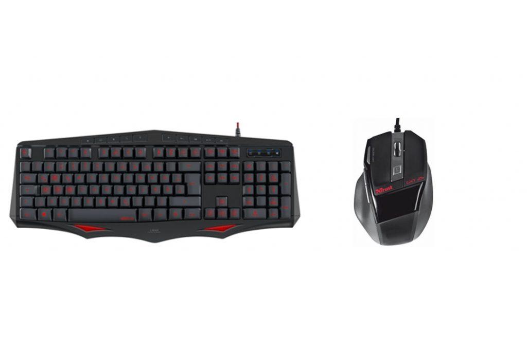 Gaming muis en toetsenbord kopen