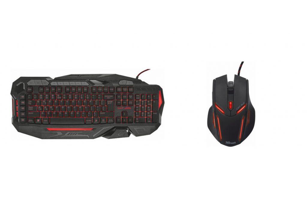 Gaming muis en toetsenbord kopen nu