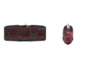 Gaming muis en toetsenbord kopen Combo9