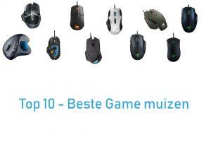 De Top 10 beste game muis die er zijn