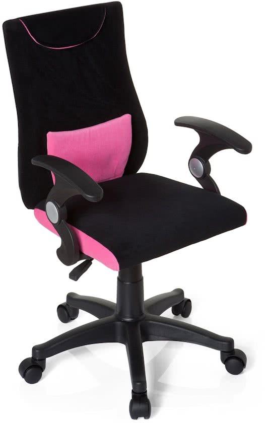 hjh office Kiddy Pro AL - Bureaustoel - Roze
