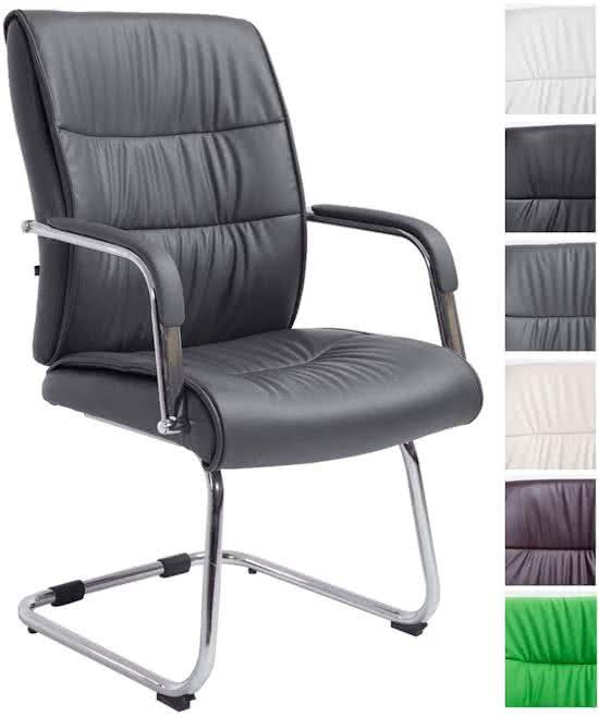 Clp Bezoekersstoe - bureaustoel zonder wielen kopen