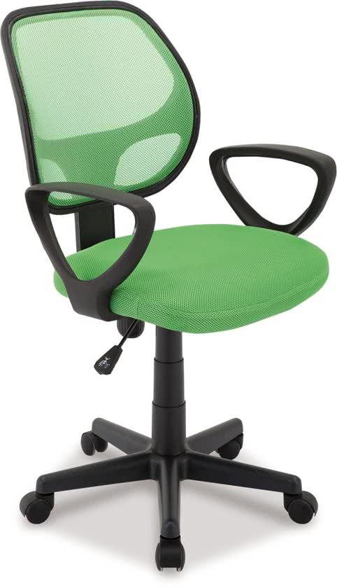 Bureaustoel 'Hippa' Lime (1c)