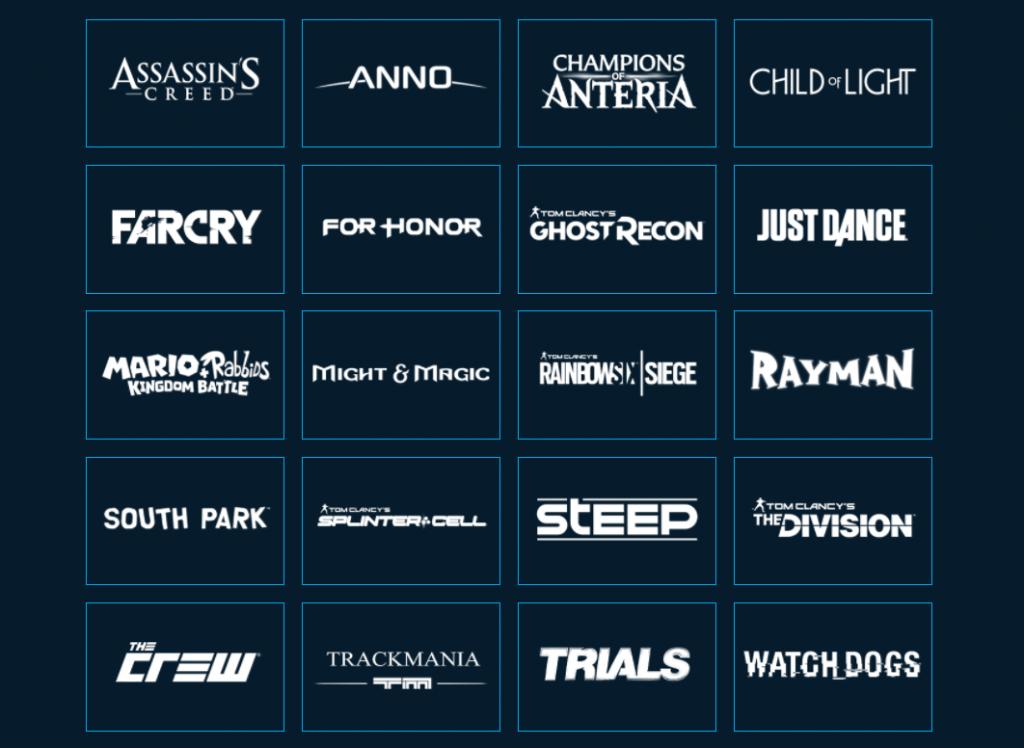 Ubisoft - Online game kopen