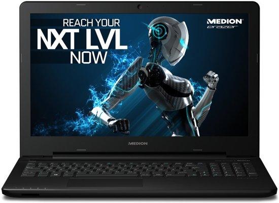 MEDION Erazer P6661 i5 - Gaming Laptop - 15.6 Inch