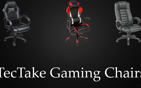 Tectake gaming chair image