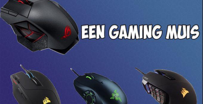 Een gaming muis kopen. Game muis top 10 lijst.
