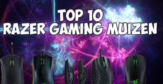 Razer gaming muis - Top 10 Razer gaming muizen