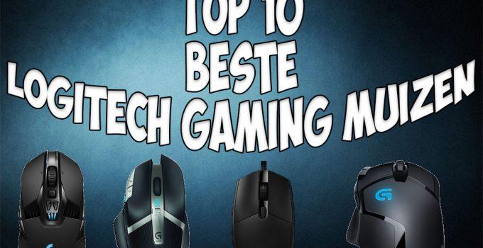 Logitech gaming muis | Top 10 logitech gaming muizen