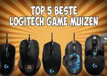 Logitech game muis - Top 5 Logitech gaming muizen