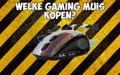 Welke gaming muis kopen